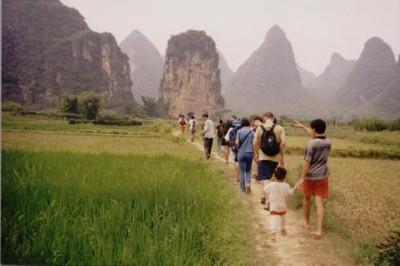 travel blogs Yangshuo