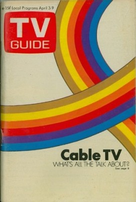 1973 Cable TV GUIDE