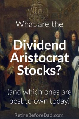 This updated Dividend Aristocrats list and ranking system can help you identify the most undervalued Dividend Aristocrat stocks for further evaluation. Use this list as a starting point to conduct additional research on the best dividend stocks for your next investment.