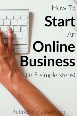 It takes just 5 easy steps (and less than 10 minutes) to start an online business. This article steps you through the process of establishing a web presence online from which your business can blossom.