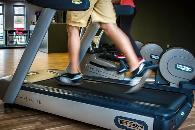 step off the damn treadmill