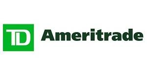 TD Ameritrade logo best online brokers for dividend reinvestment