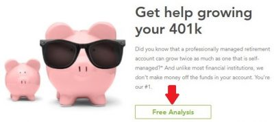 Is your 401(k) naughty or nice this holiday season? Check out the infographic then take advantage of the free analysis of your 401(k) offered by Blooom.