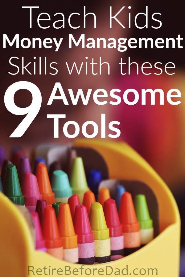 Teaching your kids how to manage their money can be rewarding and fun, especially when using the right tools. Here are 9 awesome tools to help teach kids money management skills.