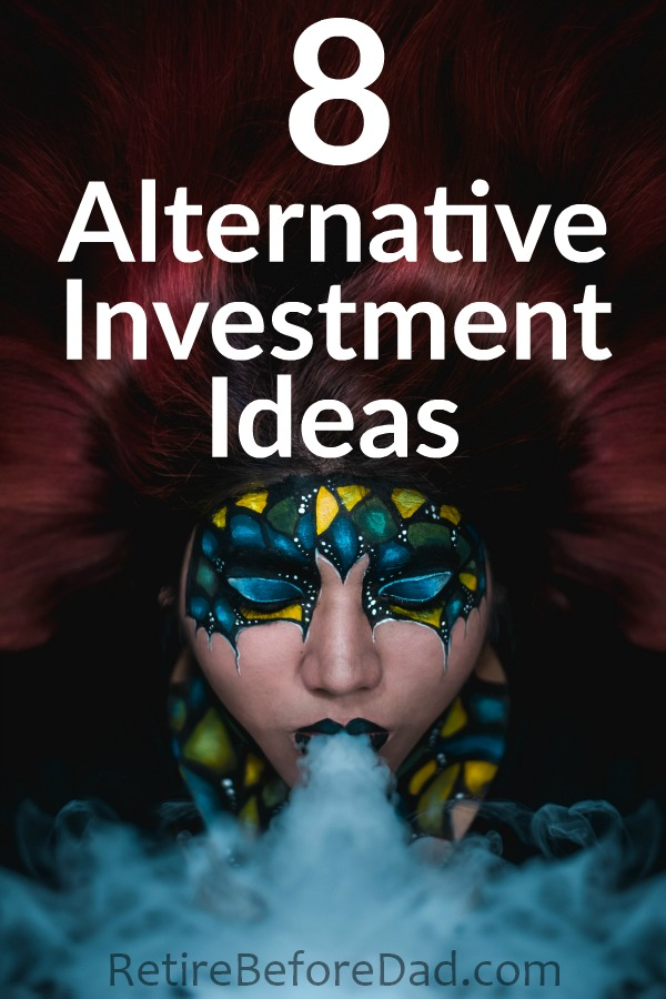 Looking for investments outside of the stock market? These alternative investment ideas may be a good place to start exploring non-traditional investments. Learn about investing in commodity ETFs, music royalties, agriculture, small business startups, and more!