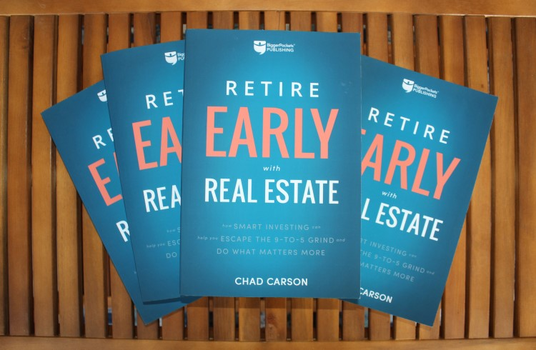 Real estate is one of the best investment vehicles for achieving early retirement. Today's post highlights the new book that teaches you how to Retire Early with Real Estate.