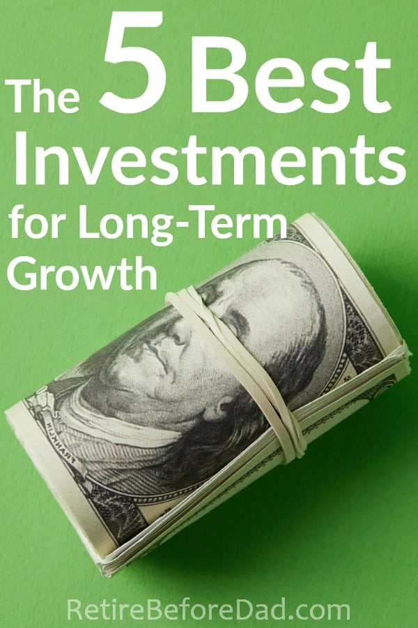 These are the 5 best investments you can make in 2021 or any year for long-term financial and personal growth. Hint: not all of them are financial investments! #stocks #education #sidebusiness #realestate #entrepreneur