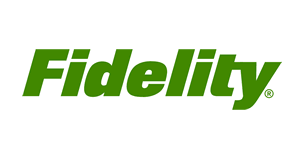 Fidelity logo - best online brokers for dividend reinvestment