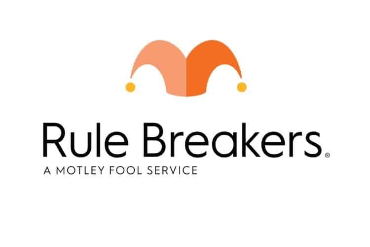 Motley Fool Rule Breakers Review logo.